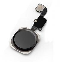 bouton Home noir et nappe de connexion iPhone 6S / 6S Plus