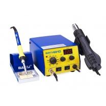 Poste à souder air Chaud et Fer à souder - Rework Station de soudure - BK-601D
