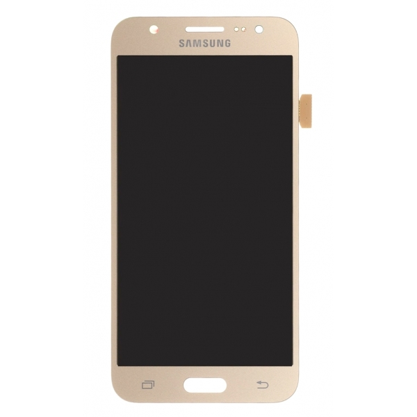 Ecran assembl galaxy j5 sm j500 or gold piece for Photo ecran samsung j7