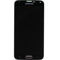 Galaxy S5 SM-G900F : Ecran complet Noir Or Gold