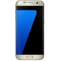 Galaxy S7 EDGE SM-G935F : Écran complet Or officiel Samsung