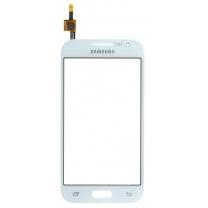 Galaxy Core Prime 4G SM-G361F : Vitre tactile blanche - pièce détachée