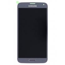 Samsung SM-G903F Galaxy S5 Neo : Ecran Argent + vitre tactile