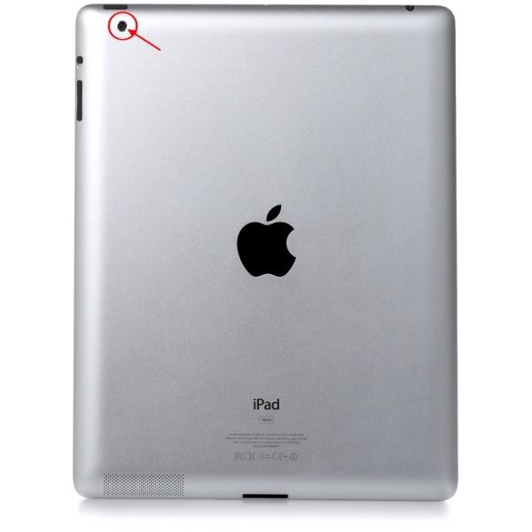 cam ra arri re pour ipad 2 apple fournisseur de pi ces d tach es pour ipad 2. Black Bedroom Furniture Sets. Home Design Ideas
