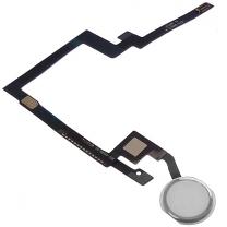 iPad mini 3 : Bouton Home Blanc argent et nappe de connexion