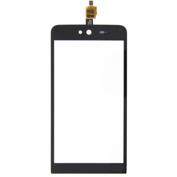 Wiko Rainbow Jam 3G : vitre tactile noire