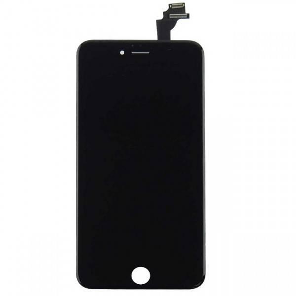 ecran semi complet iphone 6 noir vitre protection lcd rallonge home. Black Bedroom Furniture Sets. Home Design Ideas