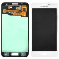 Samsung Galaxy A3 (2016) : Ecran complet BLANC