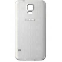 Samsung Galaxy S5 : Cache batterie blanc