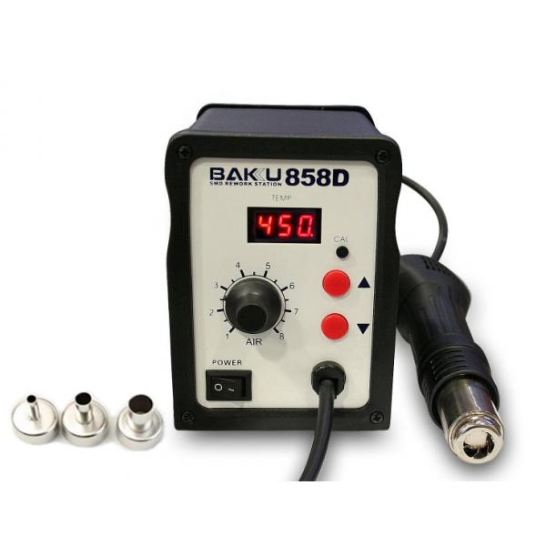 Poste à souder AIR CHAUD soudure pour carte mère iPhone, iPad, iPod