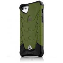 iPhone 5C : iTskins Coque Verte / noire Inferno