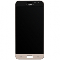 Galaxy J3 2016 SM-J320F : Ecran OR + vitre tactile Officiel Samsung