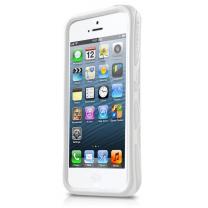 iPhone 5/5S/SE : bumper itskins venum blanc