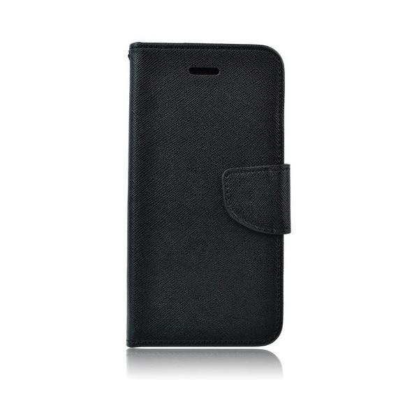 Etui protection int grale portefeuille noir pour iphone 6 for Etui iphone 6 portefeuille