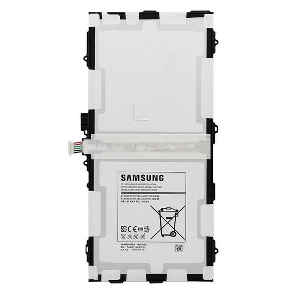 batterie remplacement galaxy tab s 10 5 sm t800 sm t805. Black Bedroom Furniture Sets. Home Design Ideas