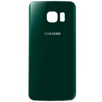 Galaxy S6 SM-G920F : Vitre arrière verte