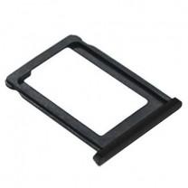 iPhone 3G / 3GS : Tiroir carte sim Noir - pièce détachée