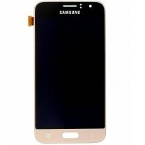 Galaxy J1 SM-J120F (2016) : Ecran LCD et la vitre Or