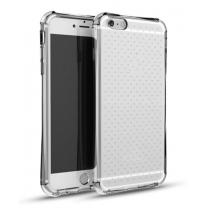 iPhone 5 / 5S / SE : Coque Shock gel transparent