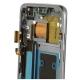 Galaxy S7 EDGE SM-G935F : Partie haute de la façade arrière avec stickers