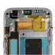 Écran complet Galaxy S7 EDGE SM-G935F Noir Officiel. Pièce détachée.