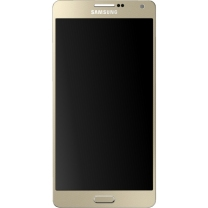 Galaxy A7 SM-A700F : Ecran complet Or (Gold)