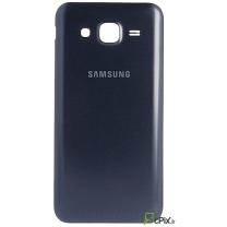 Galaxy J5 SM-J500 : Cache batterie Noir Officiel Samsung