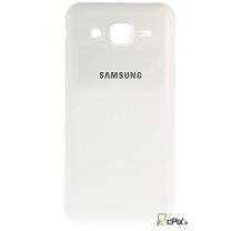 Galaxy J5 SM-J500 : Cache batterie Blanc Officiel Samsung