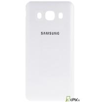 Galaxy J5 SM-J510F : Cache batterie Blanc Officiel Samsung