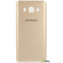 Galaxy J5 2016 SM-J510F : Cache batterie Or Gold Officiel Samsung