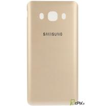 Galaxy J5 2016 SM-J510F : Cache batterie Or Gold Officiel Samsung