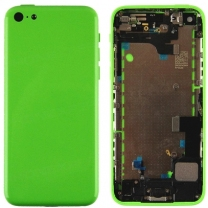 iPhone 5c : Châssis Vert Complet prémonté