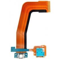 Galaxy Tab S SM-T800 : Connecteur de charge et lecteur micro SD