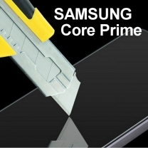 SAMSUNG GALAXY CORE PRIME SM-G360F : Verre trempé de protection écran