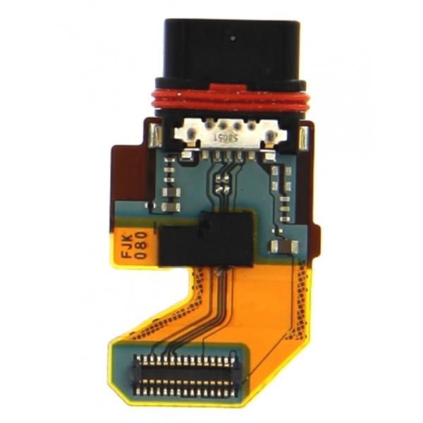 connecteur de charge sony xperia z5 e6603 officiel pi ce. Black Bedroom Furniture Sets. Home Design Ideas