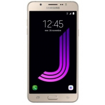 Galaxy J5 (2016) SM-J510F : Ecran Or + vitre tactile