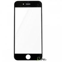 iPhone 6S Plus : Vitre remplacement noire - pièce détachée