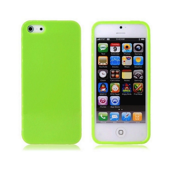 iphone 5c coque de couleur en silicone tpu gel. Black Bedroom Furniture Sets. Home Design Ideas