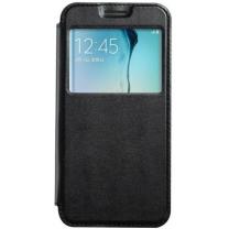 Galaxy S6 EDGE Plus : Étui a rabat avec fenêtre