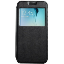 Galaxy S6 : Étui a rabat avec fenêtre