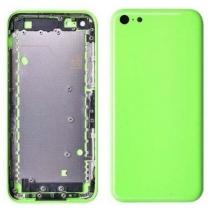 iPhone 5c : Châssis Vert Coque arrière verte de remplacement iPhone 5C