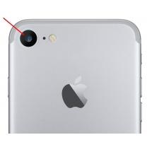 iPhone 7 : Lentille de protection appareil photo arrière