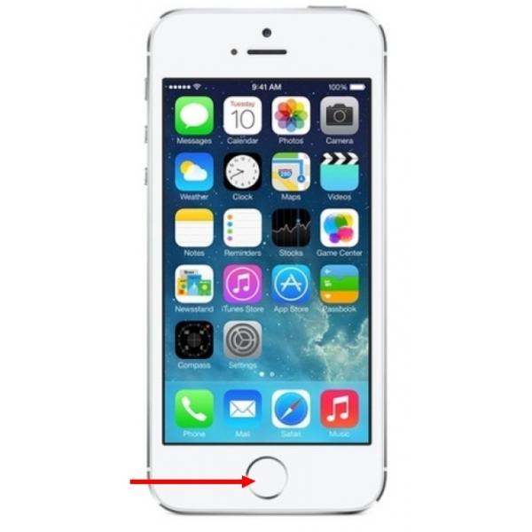 acheter le bouton sur iphone 5s