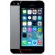 iPhone 5S et SE : Nappe complète avec bouton Home Noir- pièce détachée