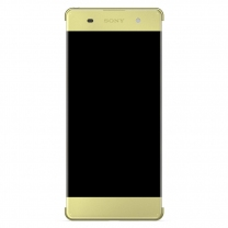 Sony XPERIA XA F3111 : Ecran complet LCD + Vitre tactile Or Gold