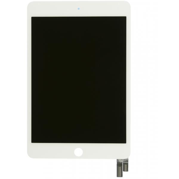 Ecran Ipad Mini 4 Complet Blanc Afficheur Vitre Tactile De Rechange