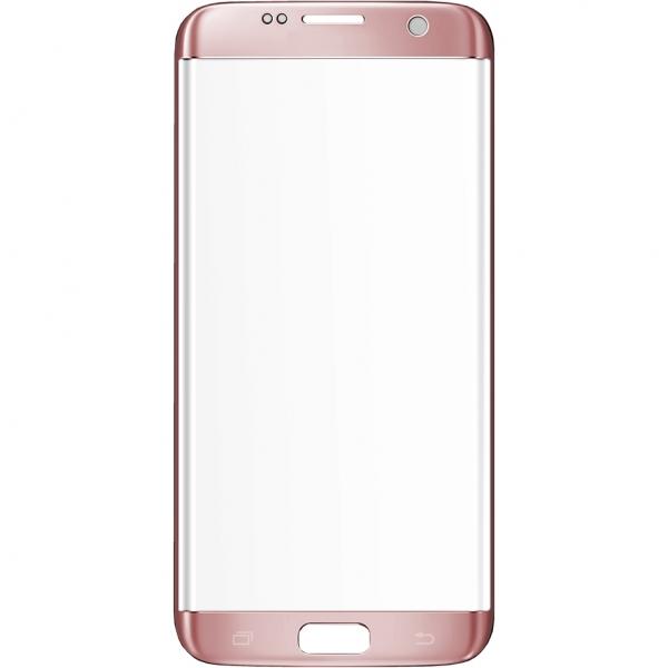 Galaxy S7 EDGE SM-G935F : Vitre de remplacement Rose