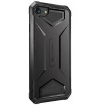 iPhone 7 : Coque intégrale antichoc Noire
