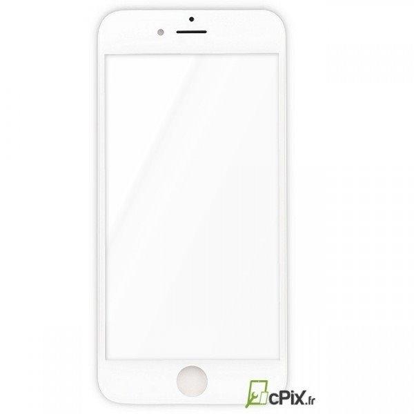 iPhone 7 : Vitre Blanche de remplacement