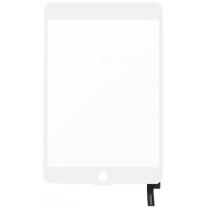 iPad mini 4 : Vitre tactile blanche de remplacement